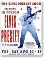 ★よりどり3点送料無料★アメリカン雑貨★看板★直輸入★プレスリー:Elvis Presley Show