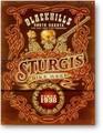 ★よりどり3点送料無料★アメリカン雑貨★看板★STURGIS(スタージス):ウエスタンスカル(バイク系)