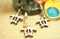 ◇日本製◇【オリジナル商品】 Waikikiの香り♪ウッド ウミガメ「ホヌ」小 ストラップ