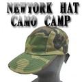 NEWYORK HAT #6068 CAMO CAMP 15225