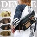 DEVICE Control  ミニ ウエストバッグ/ボディーバッグ/メンズ/ワンショルダー