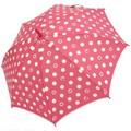 【再入荷】☆ミニー子供傘☆55cm☆ミニーマウス&水玉☆長傘