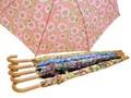 ★婦人長傘【花柄アソート】★60cmジャンプ傘 <格安商品>