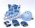 【トイスポーツ】イージーインライン2 Mサイズ パッションブルー