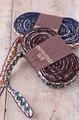 [クラフト]手仕事の細やかさ・・刺繍ステープ