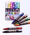 三菱鉛筆 POP用に最適な水性マーカー「ポスカ」