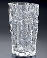 《日本製》アイスクル フラワーベース【花瓶】【ガラス かびん】