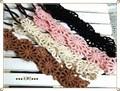 *+*+:*SALE レース編みの人気のカチューム  カラー+*+:*+