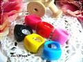 :*..☆:* .: SALE 原宿系 キャンディーカラー POPなプラリング  カラー6色 ★:*:..☆.:.*.: