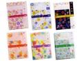 【可愛い封筒・便箋・シールのセット♪】コミュニケーションレターセット1(フラワー)