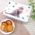 キャッツ缶   (薄焼きガレット/厚焼きパレット詰合せ)・ねこ