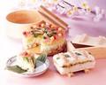 SALE【キッチン】 寿司ケーキ作りに最適!<デコ寿司丸ちゃん >押寿司キット【φ15】【在庫限り】