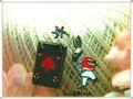 . *‥°☆.。 アリスうさぎのピアス3点セット カラー4色 . :*‥°☆.