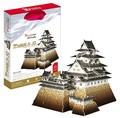 3D立体パズル 姫路城【ペーパークラフト立体パズル】