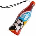 コカコーラのボトル型・・・・ブブゼラ(笑)。完全非売品の激レアアイテム!【コカコーラボトルブブゼラ】