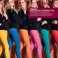 <イタリア製>【きれいな発色カラータイツ・70デニール】ソフィエ70<トラスパレンツェ>