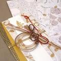【輝くグリッター付き!】きらきらグリッター祝儀袋&のし封筒