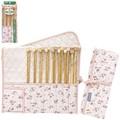 【手作り】 【直送可】「匠」竹製ミニ棒針セット