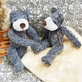 【ぷらぷらした手足と表情が癒される】クマのクゥーリー