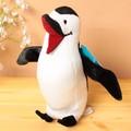 【世界中で人気の童話キャラ♪】ホワイトブラック ペンギンぬいぐるみ