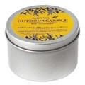 シトロネラ缶入りキャンドル <S>【アロマの香りで蚊よけ】