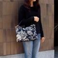 【フランス伝統のハンドメイド品】ゴブラン織りバッグ クリスタル