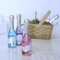 ギフトに人気!小さなスパークリングワイン型ボトル入りバスジェル【プチパーティタイムバブルバス】