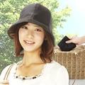 たためる軽量帽子<ハット><Lightweight hat>