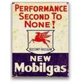 ★よりどり3点送料無料★アメリカン雑貨★看板★直輸入★モービル★Mobil Gas・レトロシリーズ