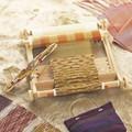 【手作り】 【直送可】手織り機「咲きおり」