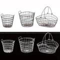 バスケット:多目的バスケット/ワイヤー(Wire products) -1050