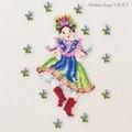 【刺繍シート】ダンス