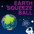 もちもち触感の地球スクイーズボール