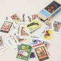 マッチボックスラベルステッカー シングル matchbox label sticker (シール)