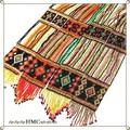 ●●● エスニック 民族調 アジアン総ビーズのネックレス 4カラー ●●●