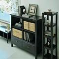 ウッドの温もり『ミンディ Indonesia wood furniture』スツール・ラック・チェスト -1050
