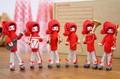 【クリスマス】『Pixie Orchestra』 妖精ニッセ人形 (アンネ・ベアテ・デザイン)