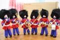 【クリスマス】『Royal Guard Orchestra』 妖精ニッセ人形 (アンネ・ベアテ・デザイン)
