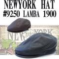 NEWYORK HAT #9250 LAMBA 1900 14109