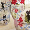 【キュートな黒猫】NEKO耐熱ガラス食器