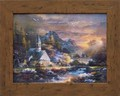 ジェームス リー アートフレーム【幻想的な景色】田舎/景色柄<樹脂フレーム>
