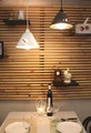 【VECCHIO】1灯ペンダントライト(アンティークホワイト/グレイ)