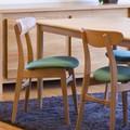【北欧デザイン】【新商品】DC030 オーク無垢材 デザイナーズ家具