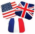 再入荷!大人から子供まで! コスメ入れやコップ入れに! USA&UK 【FLAG コットンキンチャク】