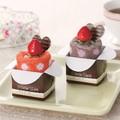 水玉模様がかわいいカップケーキのようなタオル♪カップケーキタオル [海外発送相談可]