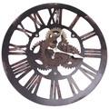 """アンティークデザインの壁掛け時計に新デザイン★【ウォールクロック""""ファクトリー""""】2種から♪"""