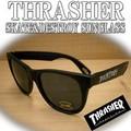 ★スラッシャーサングラス♪THRASHER SKATE&DESTROY SUNGLASS 9416