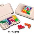 【祭り商材&安価玩具】前回よりパワーアップ!!ロンポス505 ピラミッドパズル