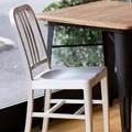【新商品】NAVY CHAIR ネイビーチェア ポップでオシャレな椅子 デザイナーズ家具