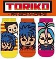 人気ジャンプアニメ靴下/ガツガツトリコ×パンソンワークス